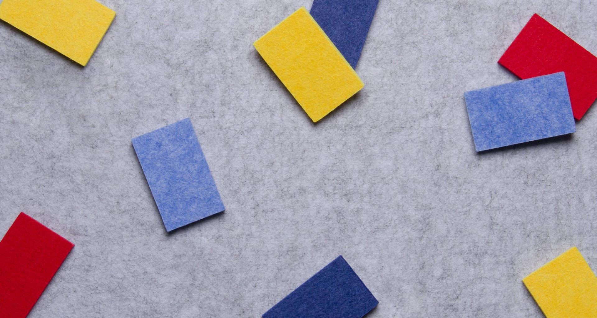 ReFelt PET Felt Acoustic Panels Detail Samples