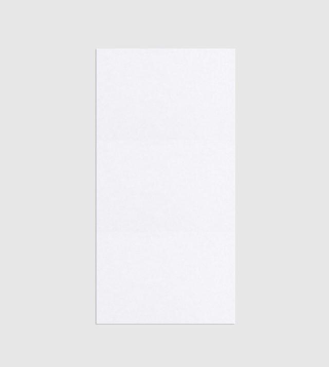 ReFelt PET Felt Acoustic Panel White