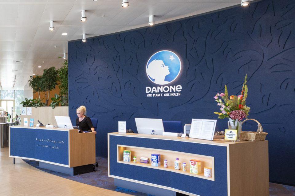 Danone Global headquarters Amsterdam