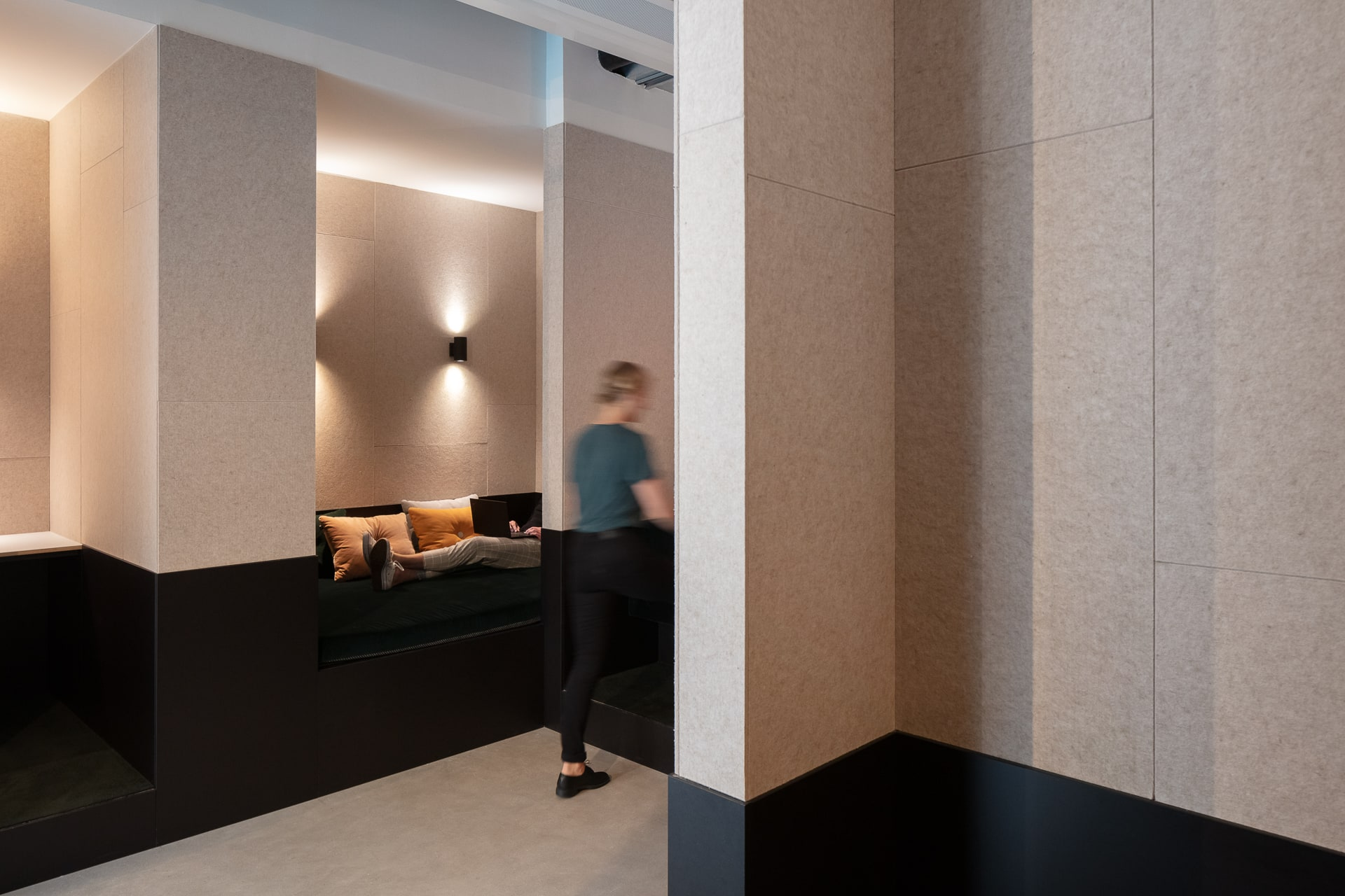 Creative Valley Utrecht CS PET Felt walls