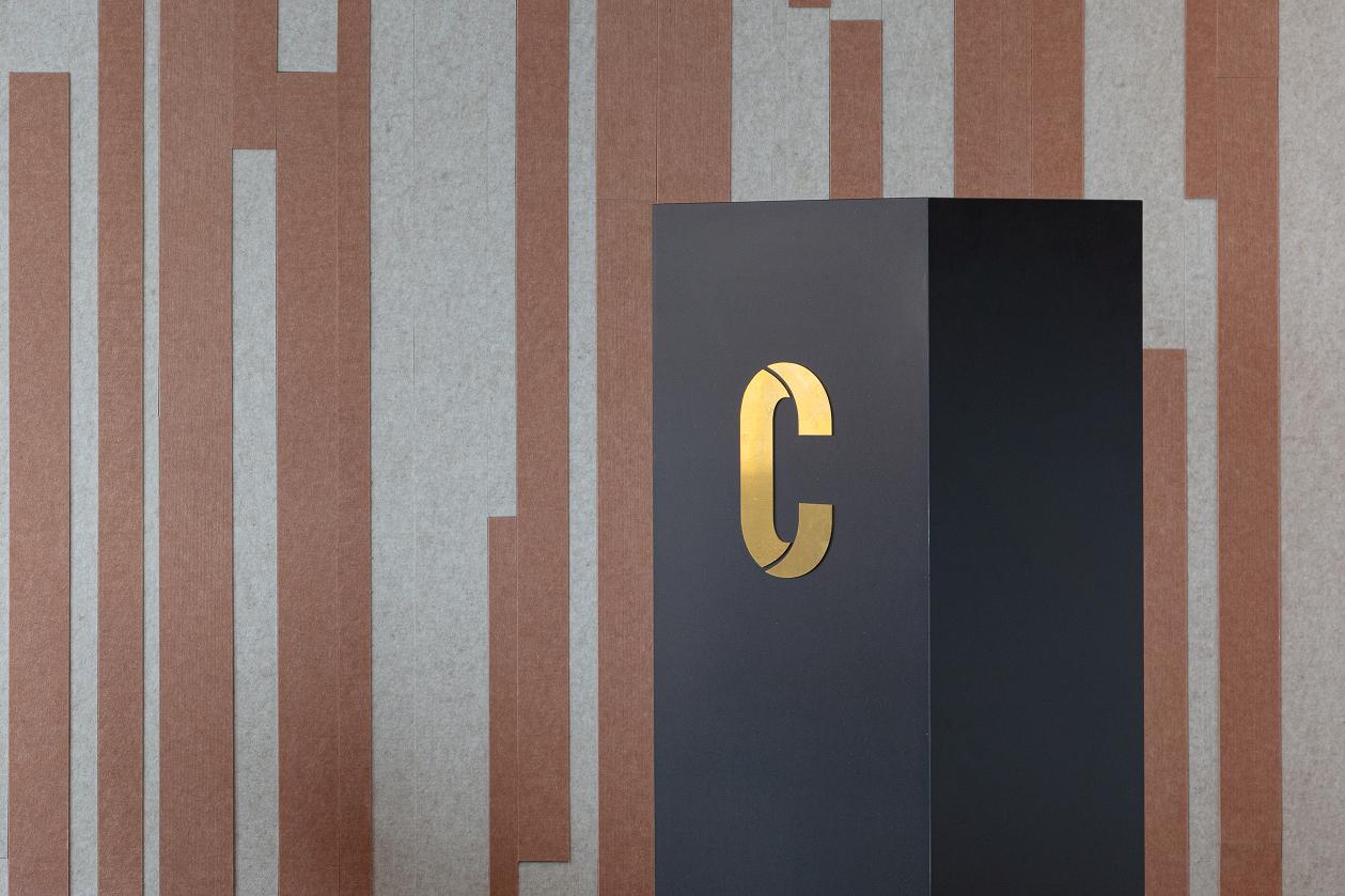 custom wall design pet felt creative valley utrecht
